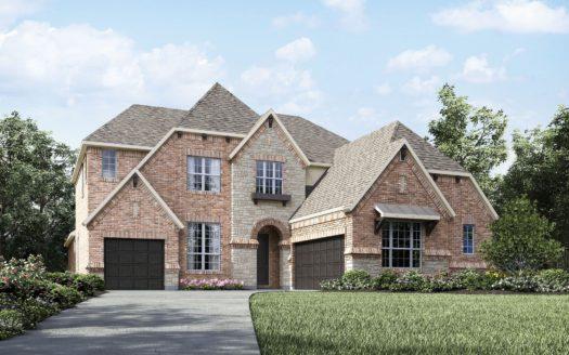 Drees Custom Homes Viridian - 75' subdivision 1344 Viridian Park Lane Arlington TX 76005