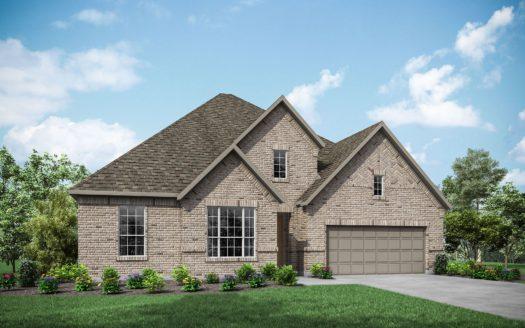 Drees Custom Homes Trinity Falls subdivision 8904 Roseway Trail McKinney TX 75071