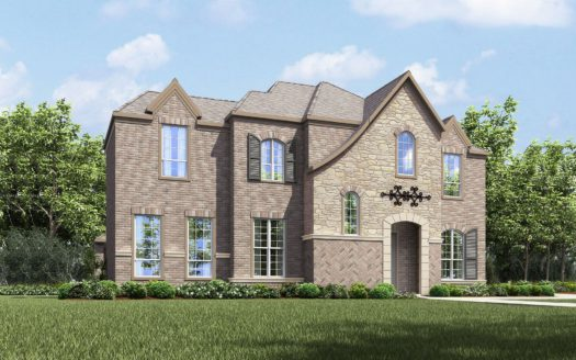 Drees Custom Homes Viridian - 65' subdivision 1344 Viridian Park Lane Arlington TX 76005