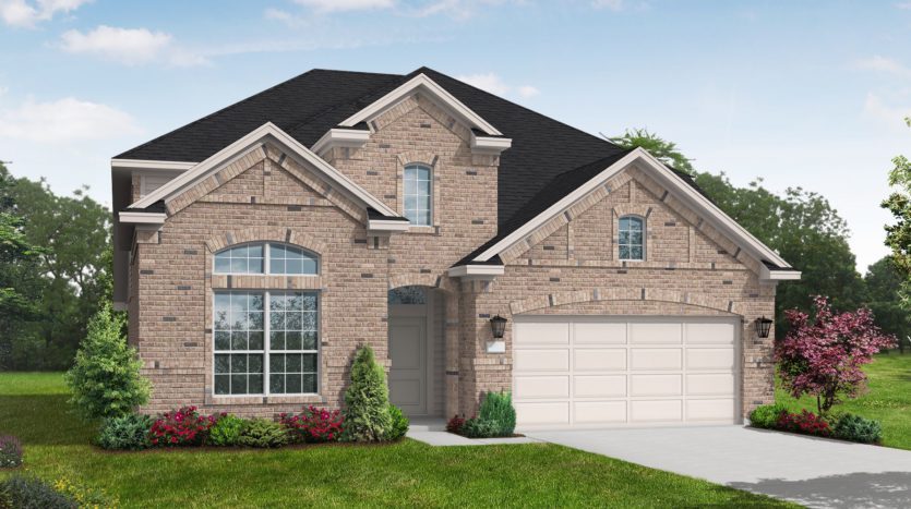Coventry Homes Seventeen Lakes 50' Homesites subdivision 14605 Martin Creek Cv Roanoke TX 76262