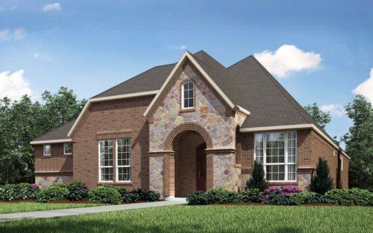 Drees Custom Homes Viridian - 65' subdivision 1807 Silver Marten Trail Arlington TX 76005
