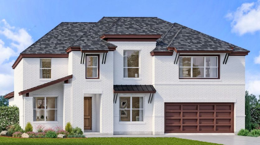 Landon Homes Hollyhock Classic Series subdivision 15720 Pleat Leaf Frisco TX 75033