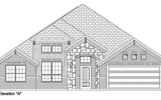 Altura Homes Eagle Ridge subdivision 316 Arbury Forney TX 75126