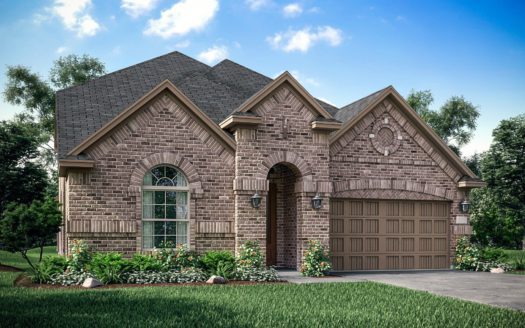 Lennar Lonestar Estates subdivision 2321 McMullin Drive Euless TX 76040