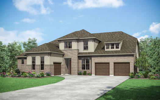 Drees Custom Homes Windsong Ranch subdivision Acacia Parkway Prosper TX 75078
