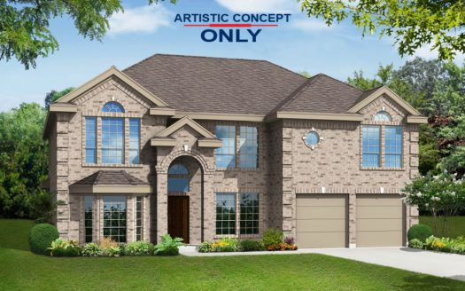First Texas Homes Woodcreek subdivision 330 Aeronca Drive Rockwall TX 75087