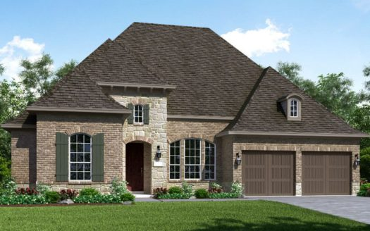 Taylor Morrison Waterford Point at the Tribute subdivision 2728 Links The Colony TX 75056
