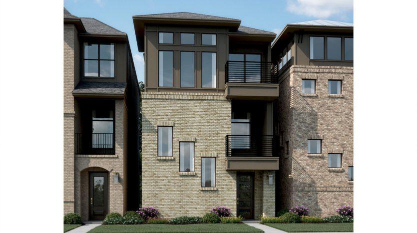 K. Hovnanian® Homes Commodore at Preston subdivision 8084 Ingram Drive Plano TX 75024