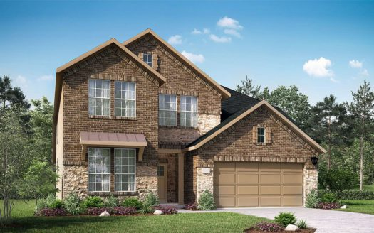 UnionMain Homes Park Trails subdivision 317 Monument Hill Drive Forney