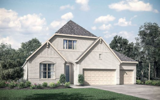 Drees Custom Homes Union Park subdivision 5012 Union Park Boulevard East Aubrey TX 76227