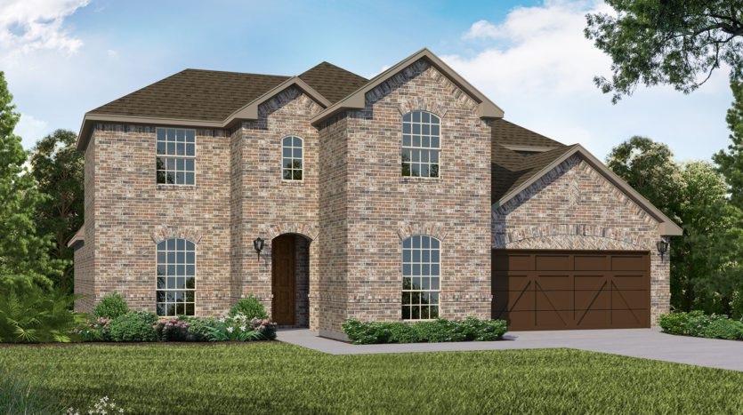 American Legend Homes Wildridge - 60s subdivision 9704 Grouse Ridge Oak Point TX 75068