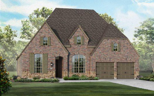 Highland Homes Sandbrock Ranch: Classic Series - 60ft. lots subdivision 4109 Hawthorn Drive Aubrey TX 76227