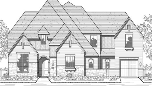 Highland Homes Edgestone at Legacy subdivision 6249 Edgestone Dr. Frisco TX 75034