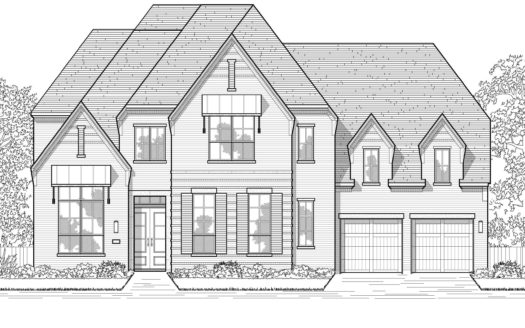 Highland Homes Trinity Falls: 70ft. lots subdivision 917 Lost Woods Way McKinney TX 75071