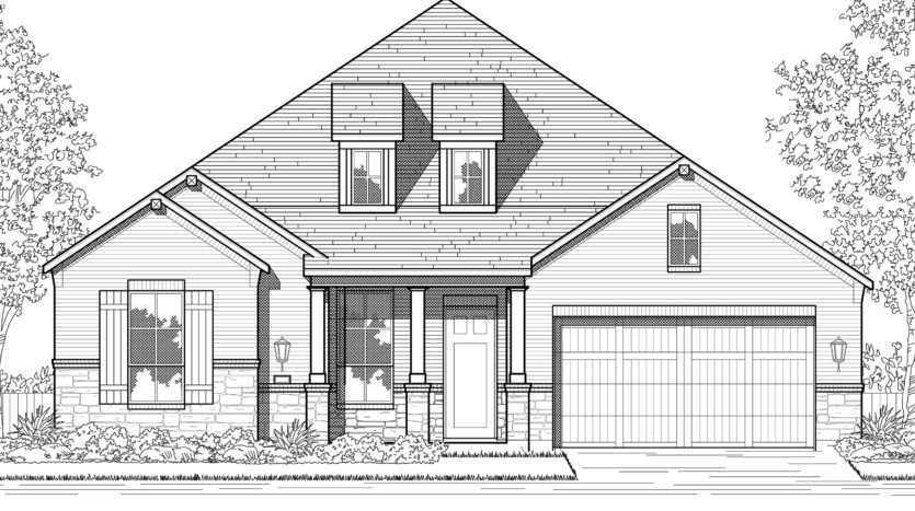 Highland Homes Sonoma Verde: 70ft. lots subdivision 1822 Abruzzo Drive Rockwall TX 75032