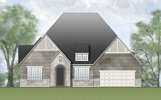 Drees Custom Homes South Pointe 75' subdivision 1703 Hackney Drive Mansfield TX 76063