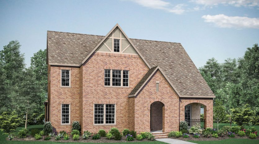 Drees Custom Homes The Canals at Grand Park subdivision Birdseye Lane Frisco TX 75034