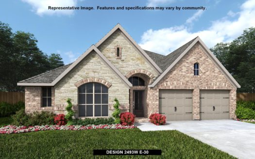 Perry Homes Reserve at Creekside 60' subdivision 4016 WILLOW GROVE AVENUE Denton TX 76210