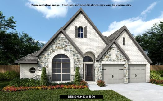 Perry Homes Reserve at Creekside 60' subdivision 816 MALLARD AVENUE Denton TX 76210
