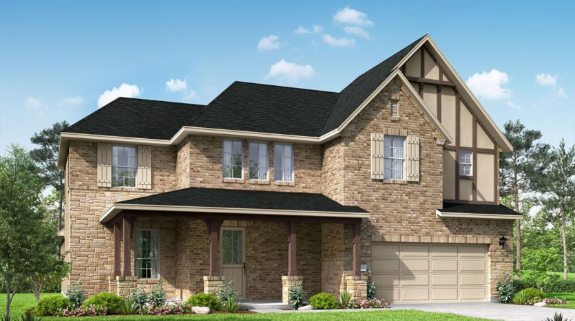 UnionMain Homes Cambridge Crossing subdivision 2225 Pinner Court Celina TX 75009