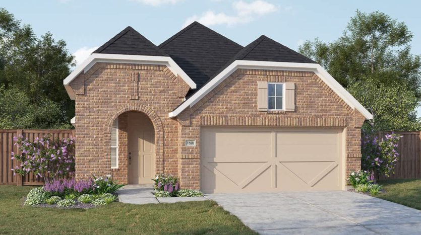 Gehan Homes Clements Ranch - Journey subdivision 2151 Hobby Drive Forney TX 75126