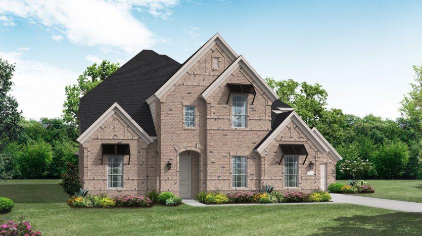 Coventry Homes Viridian Island 70' Homesites subdivision 1326 English Setter Drive Arlington TX 76005