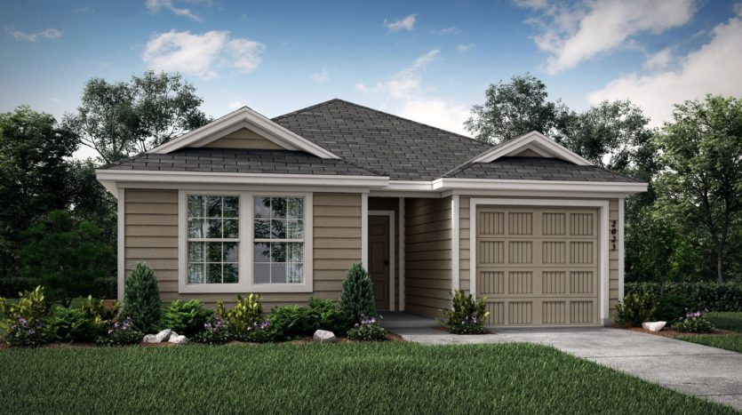 Lennar Trinity Crossing 40 subdivision 2513 Skip Away Court Forney TX 75126