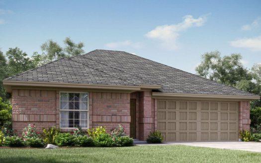 Lennar Avery Pointe-Classics subdivision 1412 Deerfield Drive Anna TX 75409