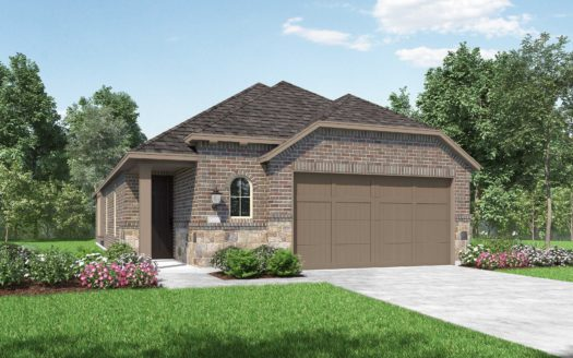 Highland Homes Sandbrock Ranch: 45ft. lots subdivision 1708 Ranger Road Aubrey TX 76227