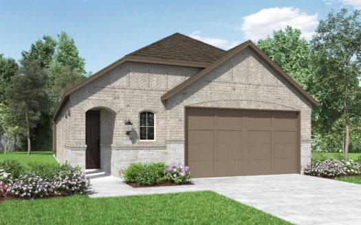 Highland Homes Sandbrock Ranch: 45ft. lots subdivision 1732 Coronet Avenue Aubrey TX 76227