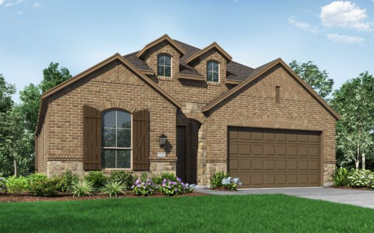 Highland Homes Sandbrock Ranch: 50ft. lots subdivision 4125 Palomino Road Aubrey TX 76227