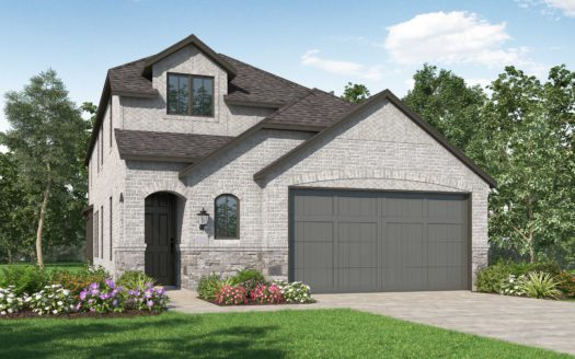 Highland Homes Sandbrock Ranch: 45ft. lots subdivision 1828 Hackamore Lane Aubrey TX 76227
