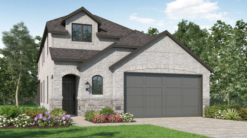 Highland Homes Clements Ranch: 40ft. lots subdivision 2205 Milo Way Forney TX 75126