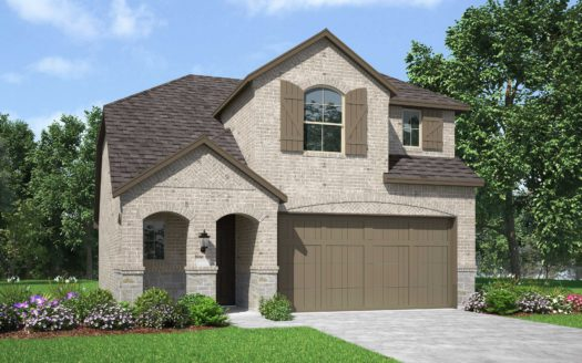 Highland Homes Sandbrock Ranch: 45ft. lots subdivision 3516 Sweet Grass Drive Aubrey TX 76227