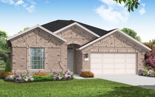 Coventry Homes Seventeen Lakes 50' Homesites subdivision 4501 Duck Creek Lane Roanoke TX 76262