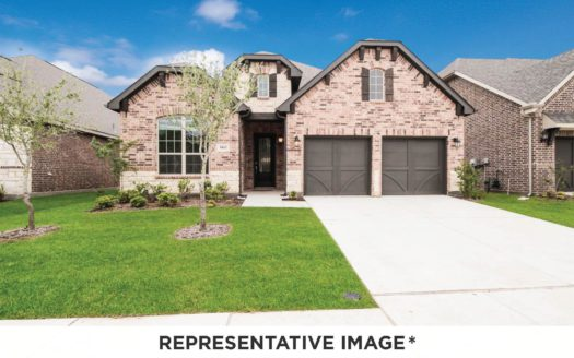 Rendition Homes Reserve at Creekside subdivision 920 Elmwood Avenue Denton TX 76210