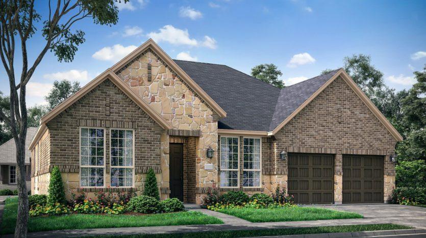 Lennar Elements at Viridian subdivision 4812 Cypress Thorn Drive Arlington TX 76005