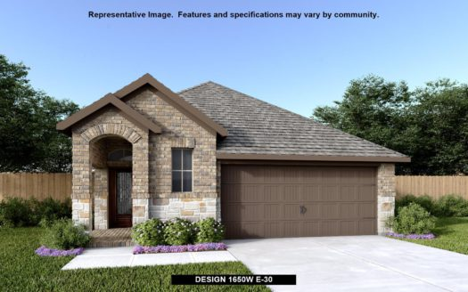 Perry Homes Devonshire 45' subdivision 2145 WINSBURY WAY Forney TX 75126