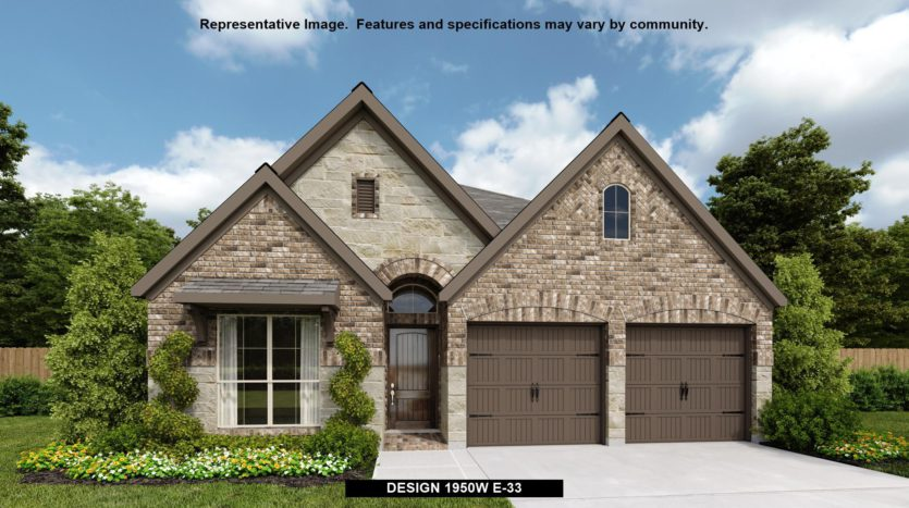 Perry Homes Devonshire - Reserve 50' subdivision 1021 SWINDON DRIVE Forney TX 75126