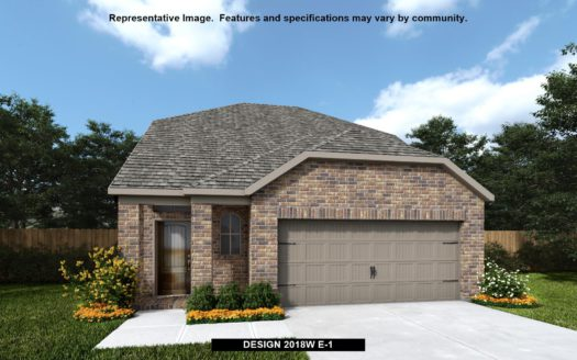 Perry Homes Devonshire - Reserve 40' subdivision 2212 ROTHBURY DRIVE Forney TX 75126