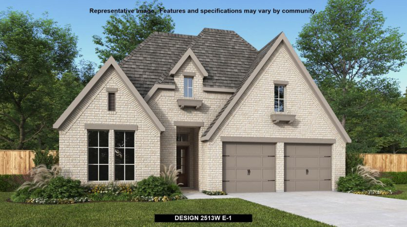 Perry Homes Prairie Oaks 50' subdivision 3717 BLUE STREAM DRIVE Little Elm TX 75068