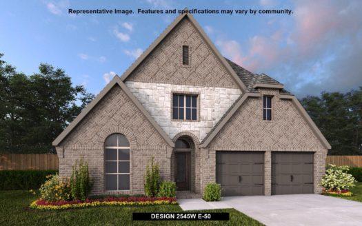Perry Homes Mustang Lakes 50' subdivision 2616 WAR ADMIRAL STREET Celina TX 75009