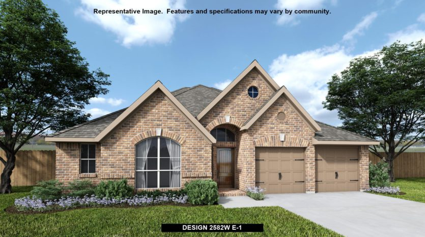 Perry Homes Devonshire - Reserve 60' subdivision 1101 Sandgate Drive Forney TX 75126