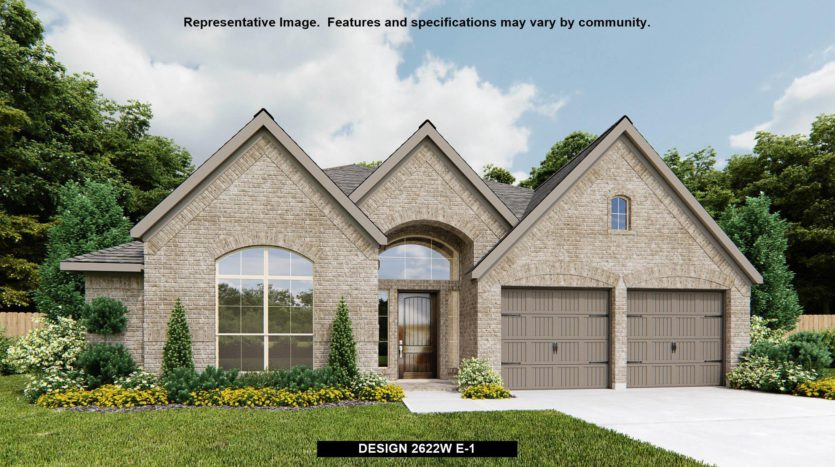 Perry Homes Prairie Oaks 60' subdivision 200 Carmen Oak Lane Little Elm TX 75068