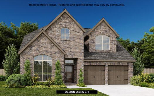 Perry Homes Cambridge Crossing subdivision 2805 ECCLESTON STREET Celina TX 75009