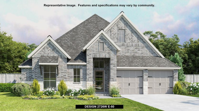 Perry Homes Prairie Oaks 60' subdivision 317 OAK HOLLOW WAY Little Elm TX 75068