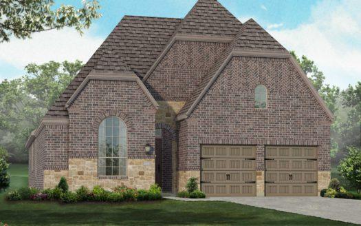 Highland Homes Lantana subdivision 9205 Violet Drive Lantana TX 76226