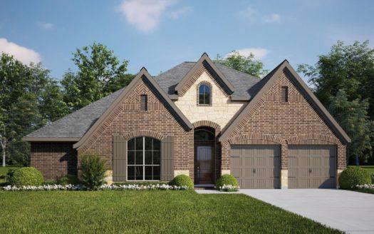 Perry Homes Sandbrock Ranch 60' subdivision 912 BRIDLE PATH PARKWAY Aubrey TX 76227