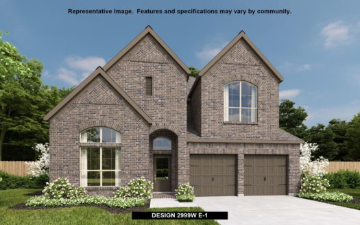 Perry Homes Reserve at Creekside 60' subdivision 4000 Willow Grove Avenue Denton TX 76210