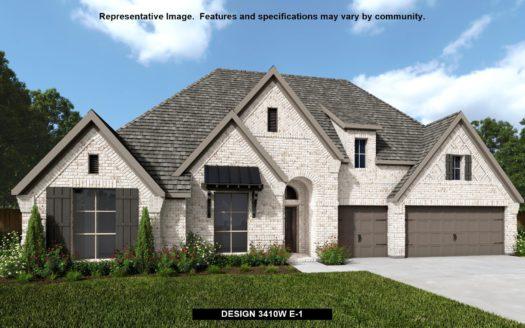 Perry Homes Canyon Falls 80'/100' subdivision 11512 ANTLER RIDGE WAY Argyle TX 76226